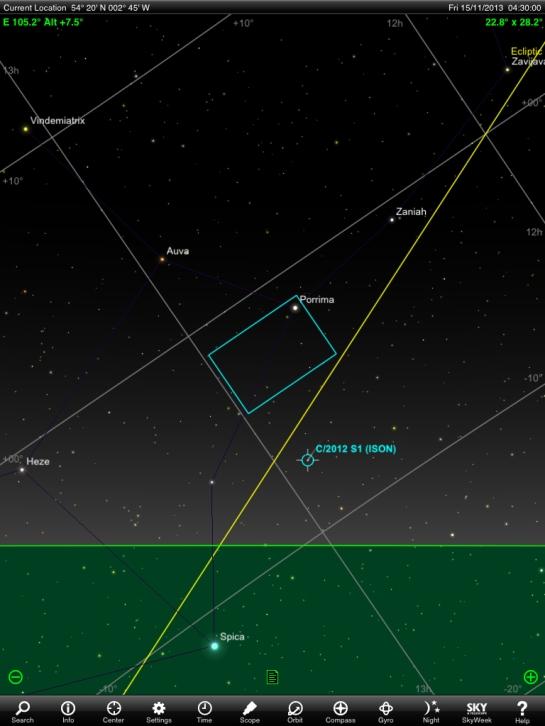 0030 star chart