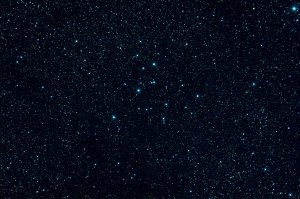 M39 Open Cluster in Cygnus Nikon D90 on Altair Wave 115/805 ISO800, 10x57sec.