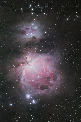 Orion's easy target